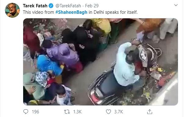 Delhi Violence Relief Video Used to Malign Shaheen Bagh Protests