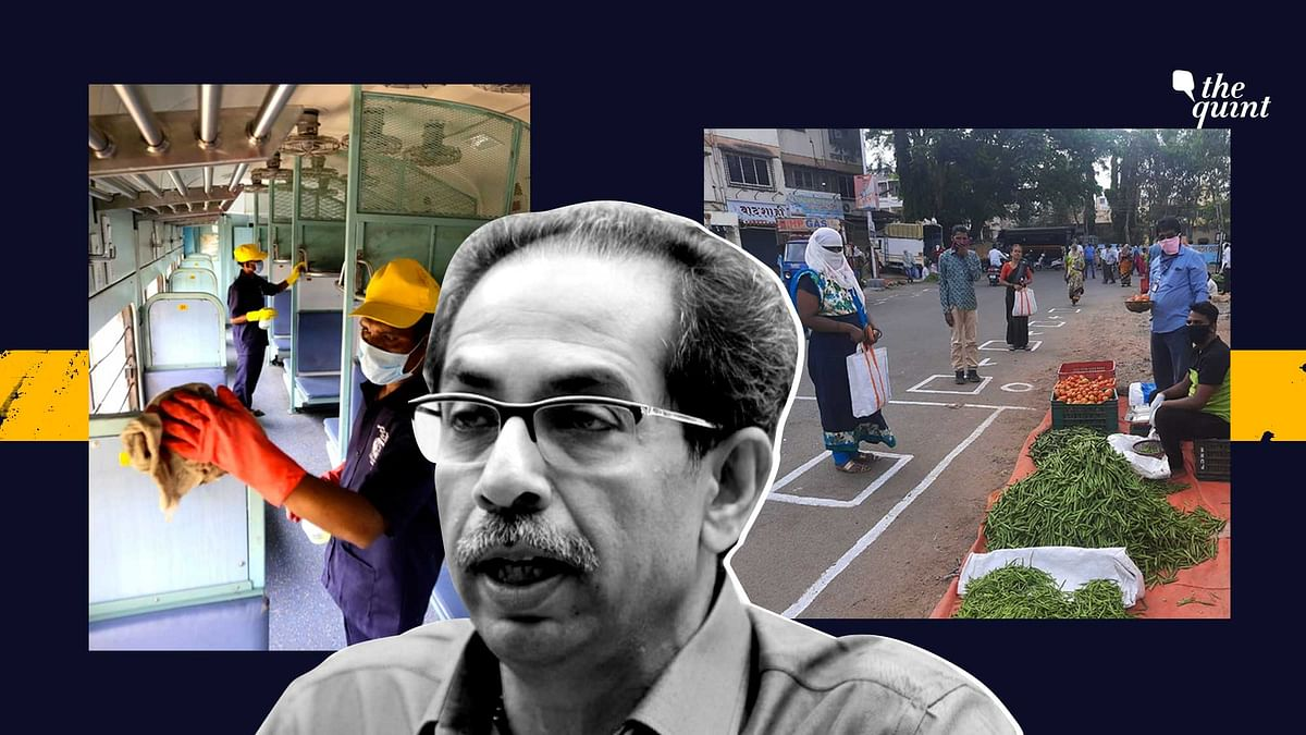 COVID-19: Uddhav Wins Praise but Is Maharashtra Govt Doing Enough?