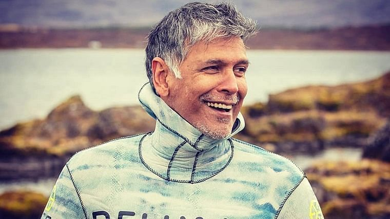 Milind Soman Reacts to Trending for His RSS Link When He Was a Boy