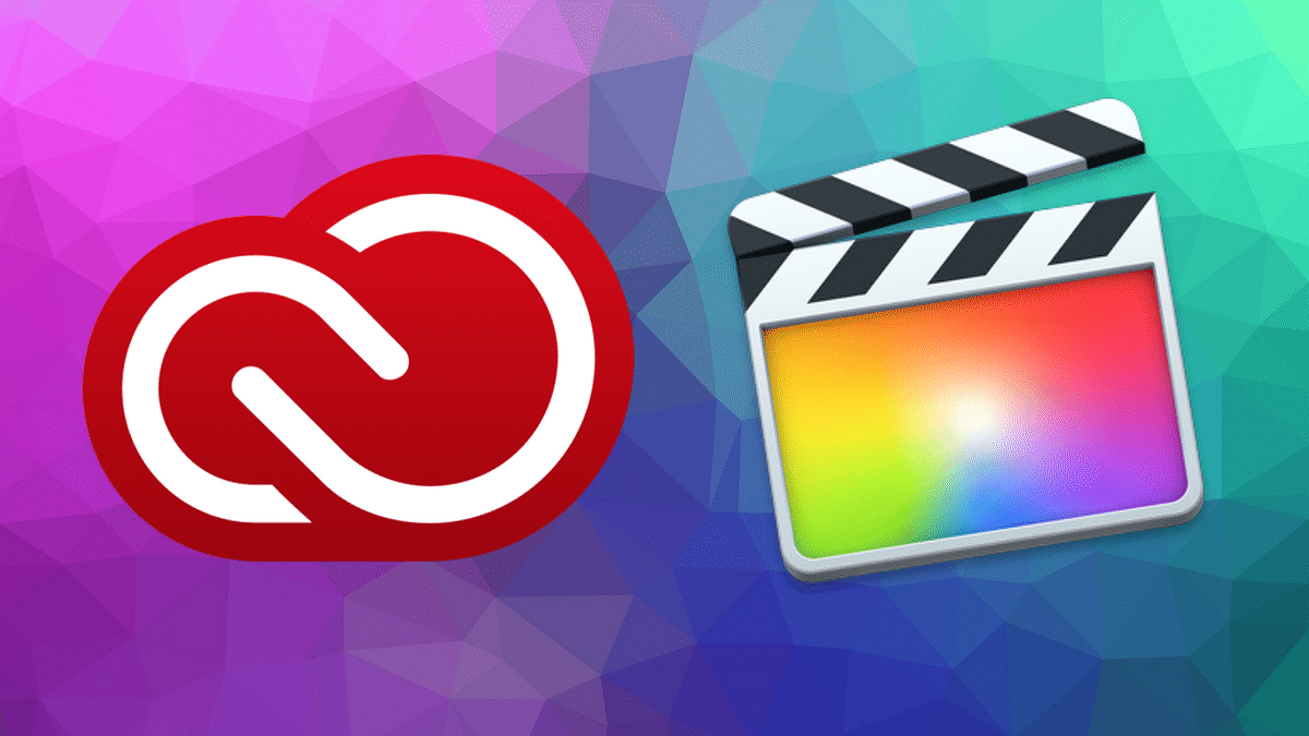 Creative Cloud and Final Cut Pro X can be used for free.