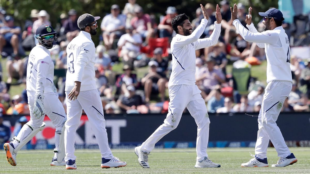 I Didn't Even Realise that I Took Catch to Dismiss Wagner: Jadeja