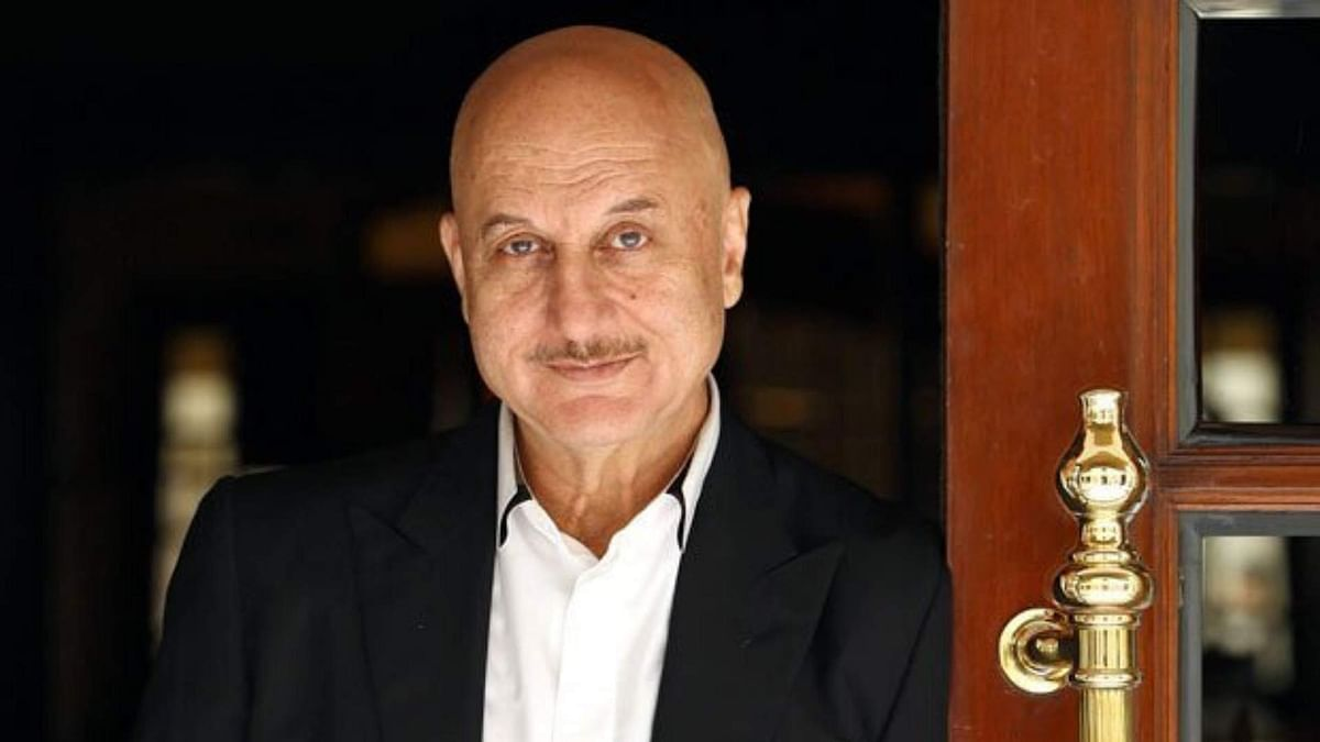 Anupam Kher has suggested greeting people with a namaste rather than a handshake to avoid the spread of coronavirus.