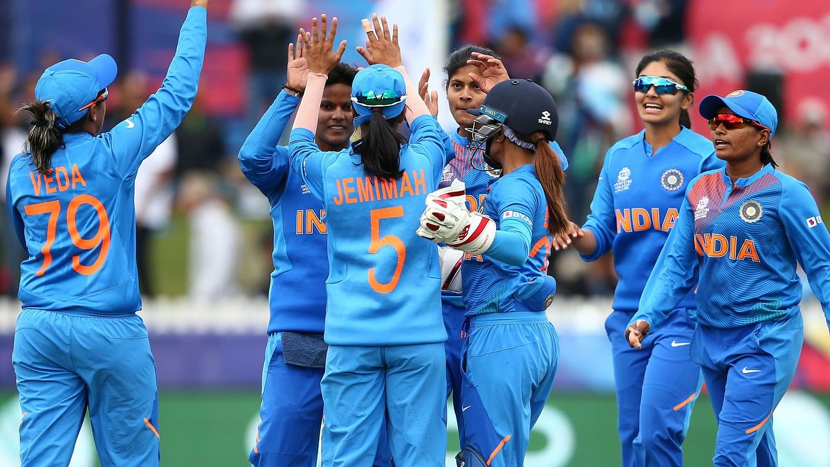 Poonam Yadav, with 9 wickets, is the World Cup's highest wicket-taker.<b></b>