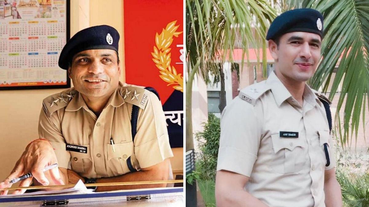 India's Sporting Heroes on Police Duty Amid Coronavirus Lockdown