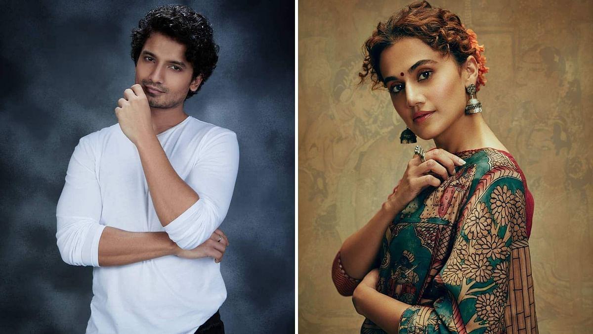 Priyanshu Painyuli to Play Taapsee's Husband in 'Rashmi Rocket'
