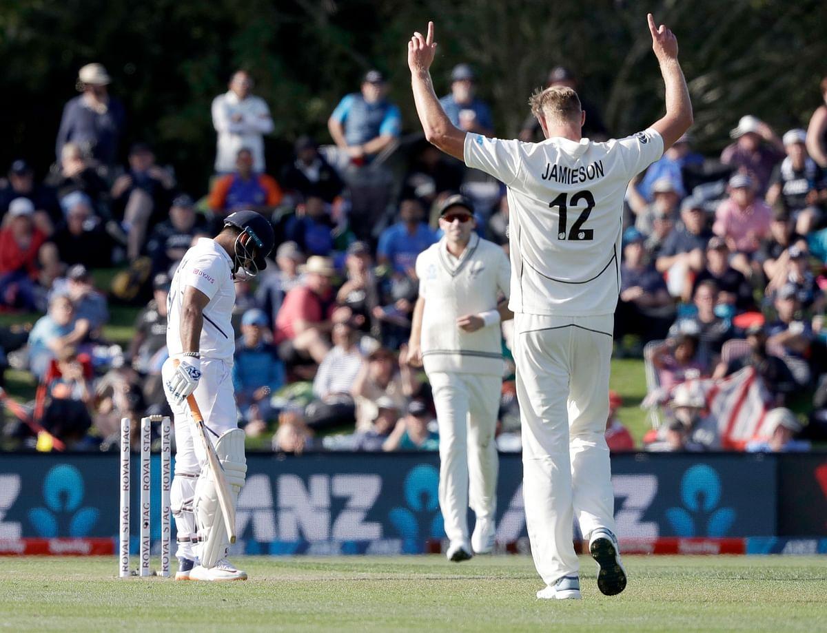 Stats: Virat Kohli Ends New Zealand Tour on a Disastrous Note