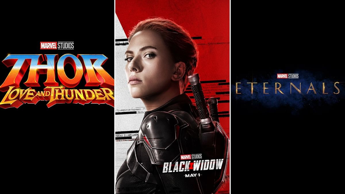 Marvel Phase IV comprises of <i>Thor: Love and Thunder, Black Widow and The Eternals.</i>