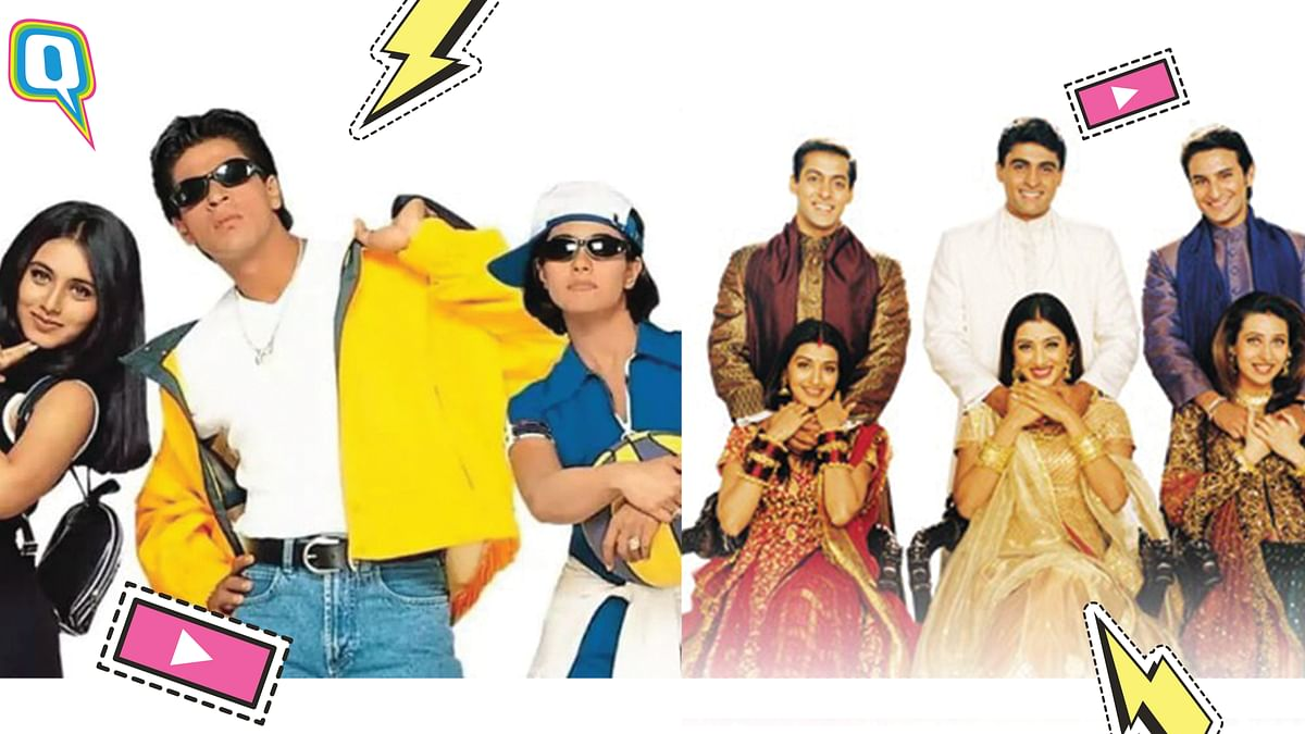 90's Bollywood Popular Movies