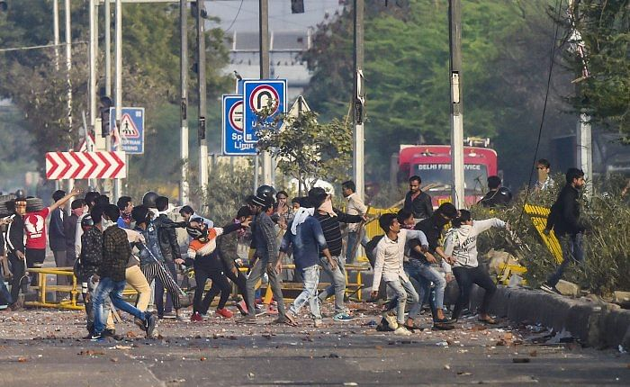 Delhi Commission for Minorities chairman alleges that around 2,000 outsiders were brought in to north-east Delhi for the violence.