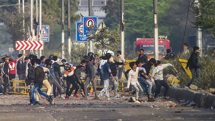 Violence erupted in northeast Delhi in last week of February.
