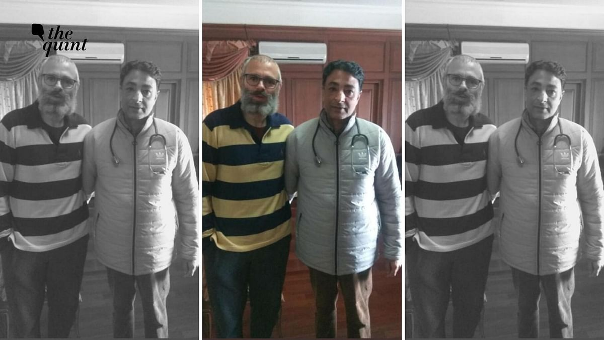 7 Months Into Detention, 'Fresh Photo of Omar Abdullah' Surfaces