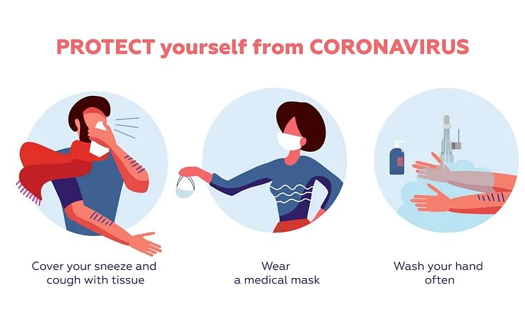 Google Shares 5 Precautionary Measures To Keep Coronavirus Away