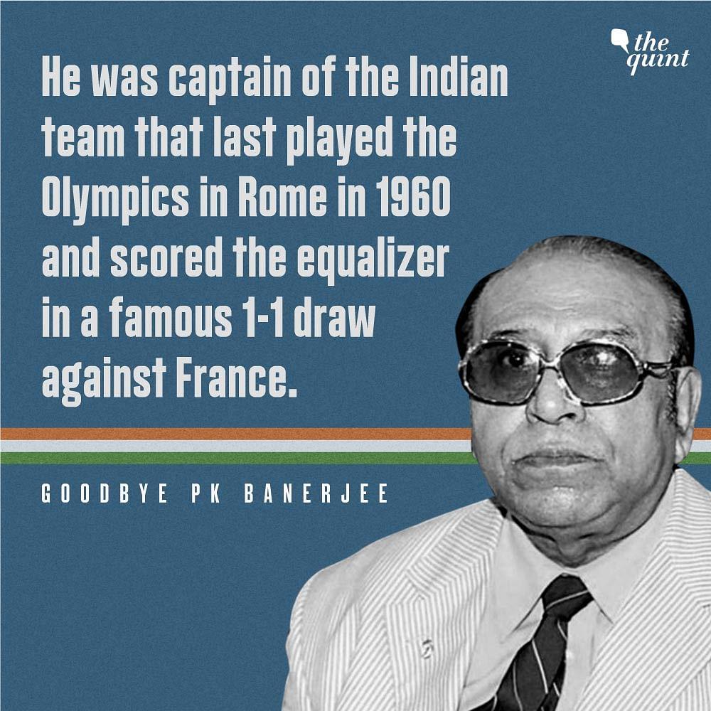 PK Banerjee: The Footballer & Coach Par Excellence
