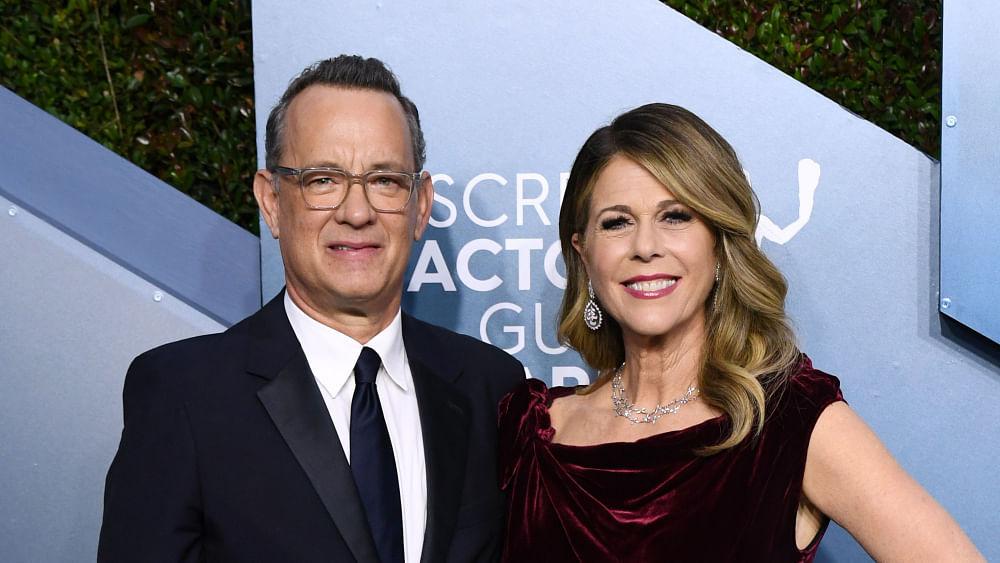 Tom Hanks and his wife, Rita Wilson tested positive for coronavirus.
