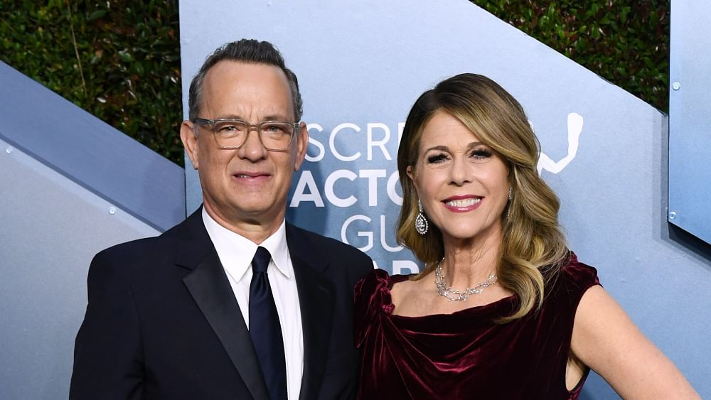 Tom Hanks and his wife, Rita Wilson tested positive for coronavirus.
