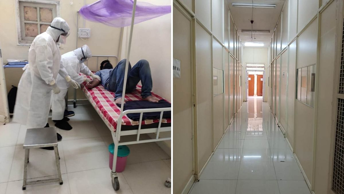 Isolated Wards in 5 Hospitals: Is Mumbai Armed to tackle COVID-19?