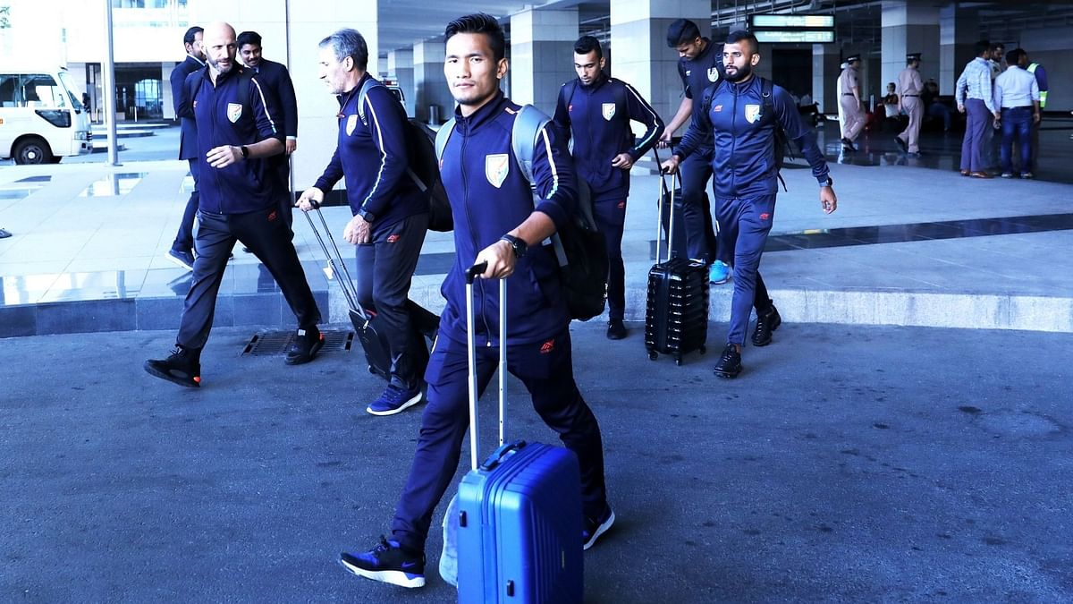 India-Tajikistan Football Tie May Get Postponed Due to Coronavirus