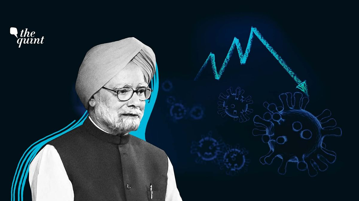 'Coronavirus A Shock Amid Self-Inflicted Unrest': Manmohan Singh