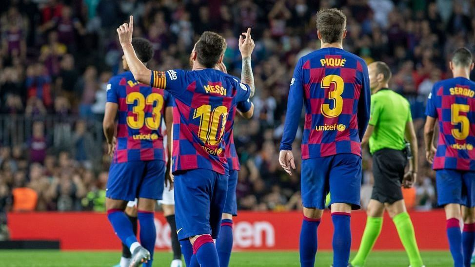 Barcelona FC Announce Pay Cut for Players Amid COVID-19 Pandemic