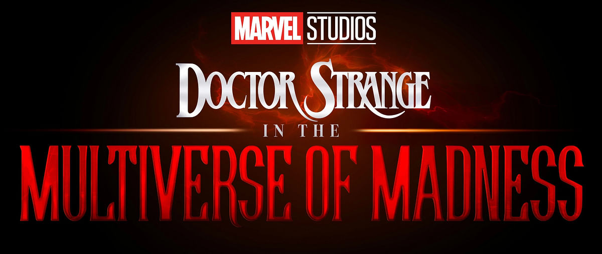 A poster of <i>Doctor Strange in the Multiverse of Madness</i>