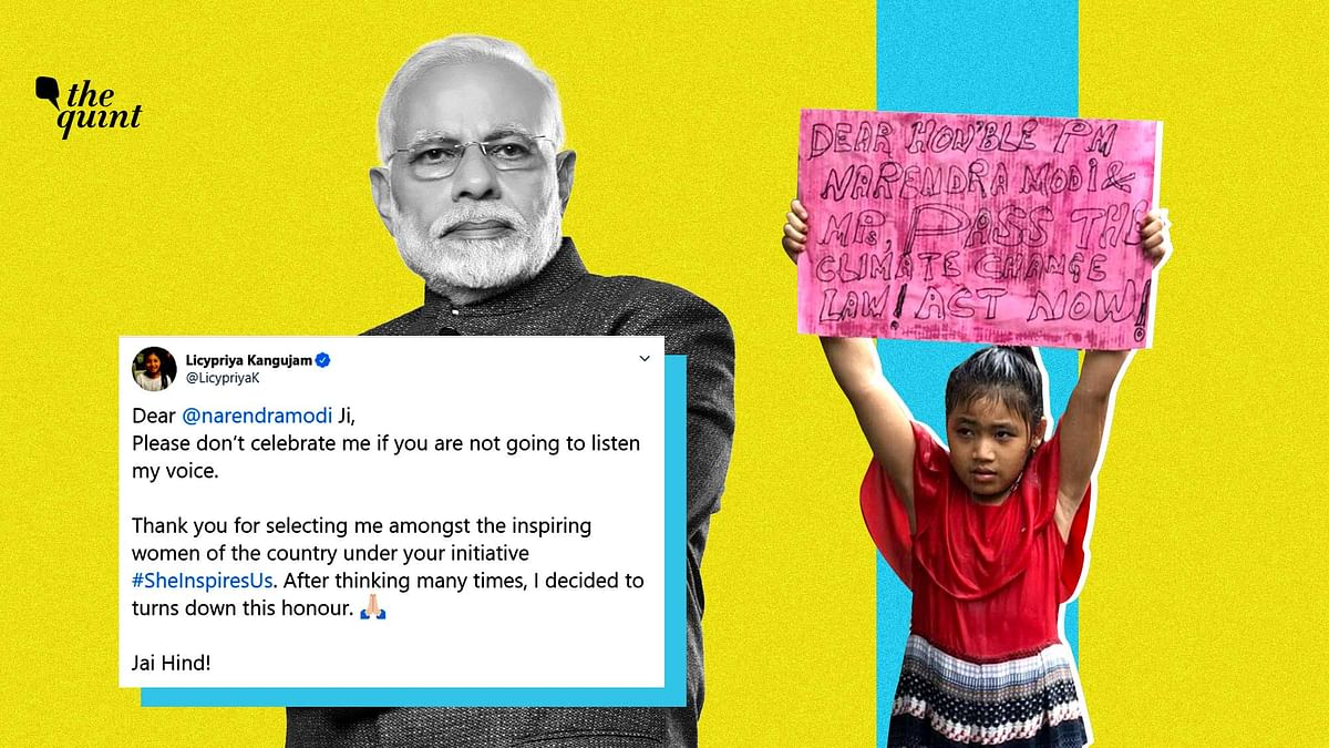 8-Yr-Old Who Snubbed PM's Hashtag Wants Action on Climate Instead