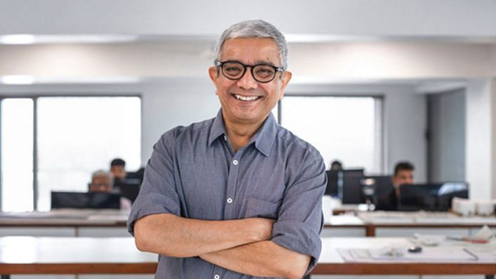 File image of architect Bimal Patel, who helms HCP Design. HCP Design has been awarded the redesign of the Central Vista project.