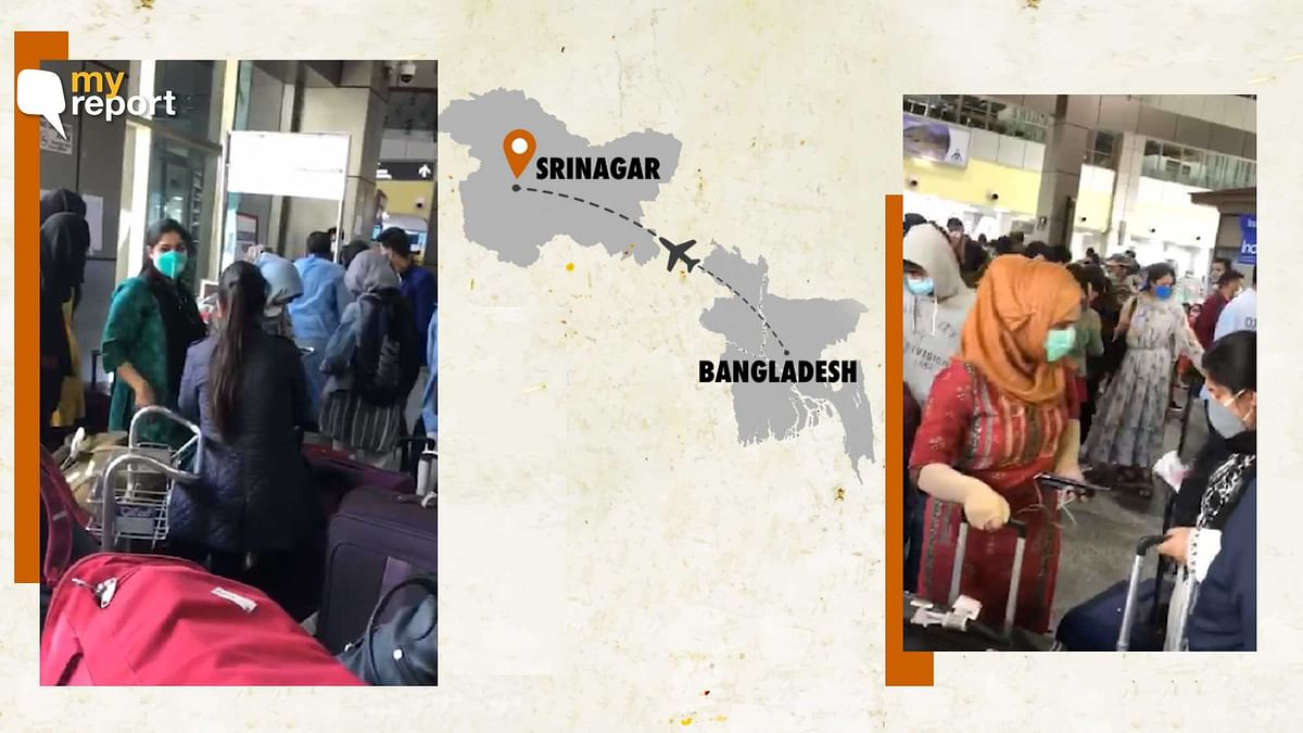 My Sister Quarantined at Unknown Location, No Contact in Srinagar