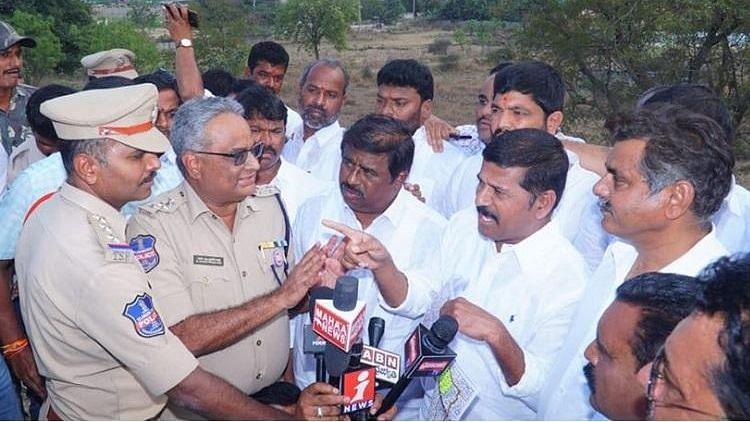 Hyderabad Court Dismisses Congress MP Revanth Reddy's Bail Plea