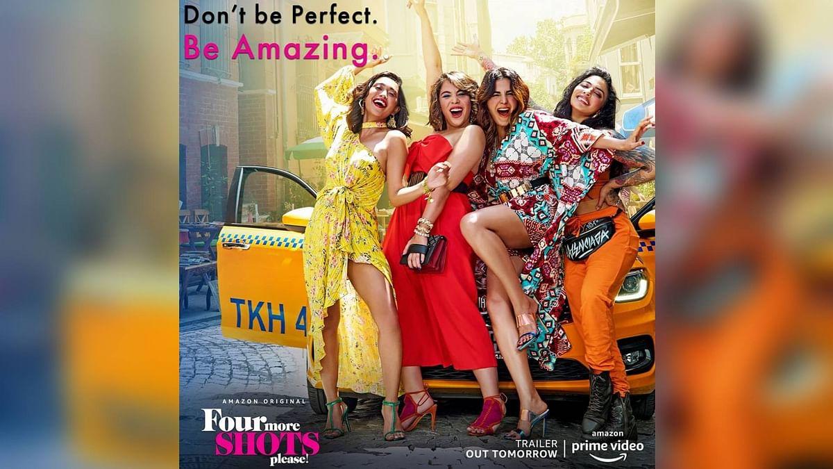 Girls Re-Unite in 'Four More Shots Please' Second Season Trailer
