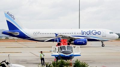 Man said he was COVID positive after boarding an IndiGo Airways flight in Delhi. Image used for representation.