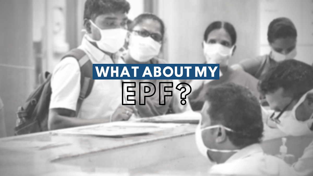 The Centre is amending the EPF scheme as part of efforts to combat the economic fallout of the coronavirus crisis.