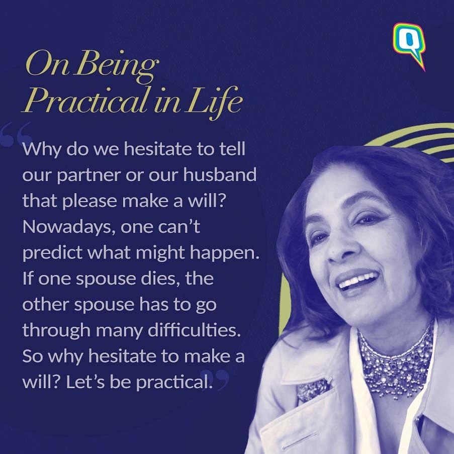 Sach Kahoon Toe: A Handy Guide to Living Life the Neena Gupta Way