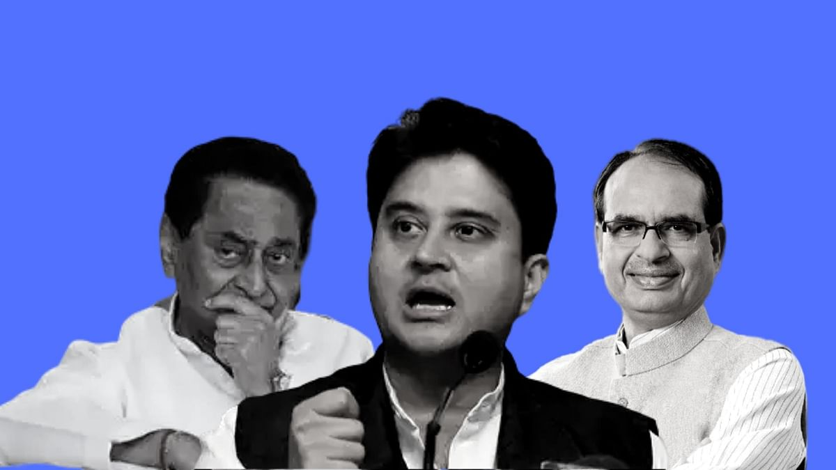 Scindia Joins BJP: What's Next in MP? Explained in Five Points