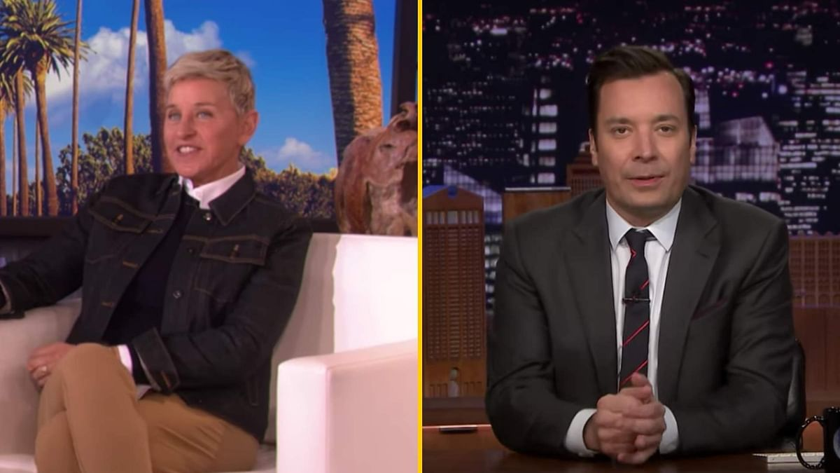 Ellen, Jimmy Fallon Suspend Filming Before Live Audience