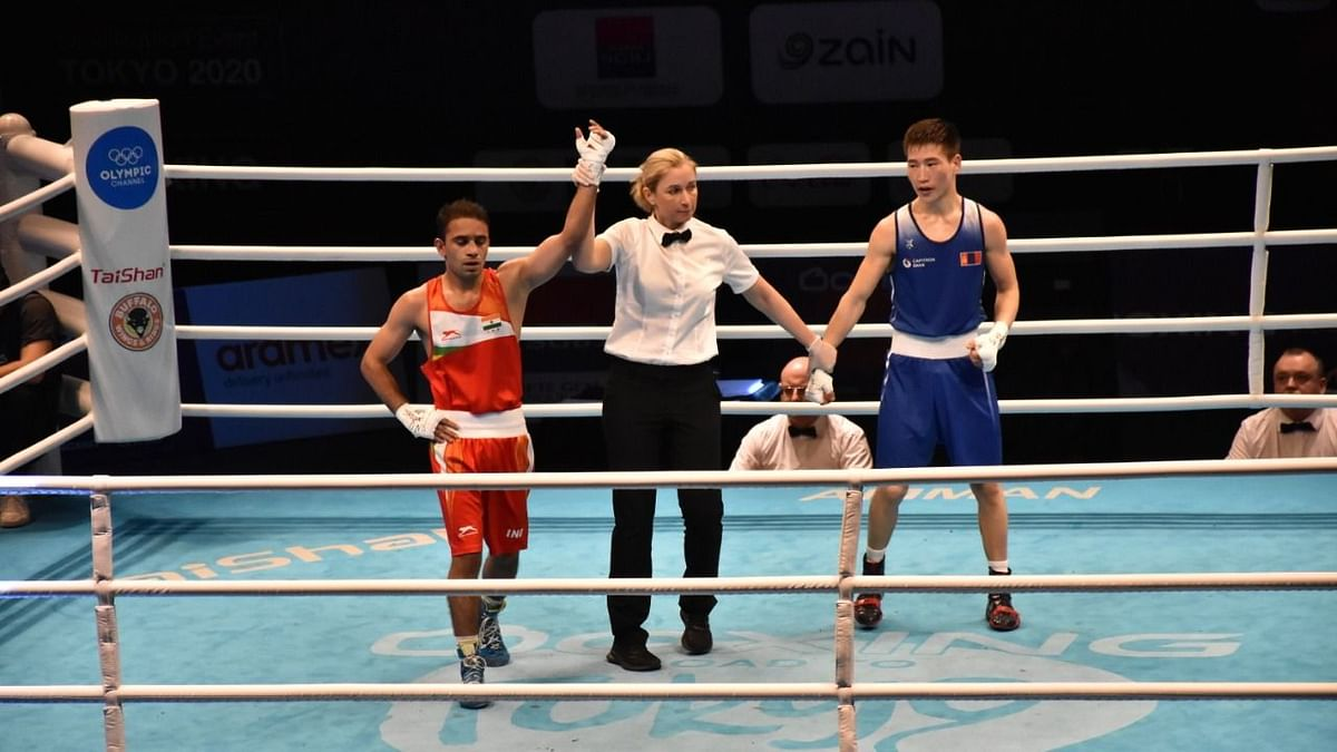 Amit Panghal Now Just One Win From Tokyo Olympics Qualification