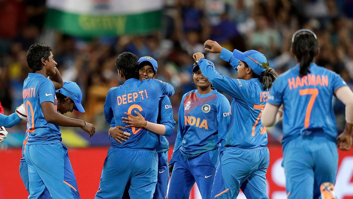 Women's T20 World Cup: Match Called Off, India Enter Maiden Final