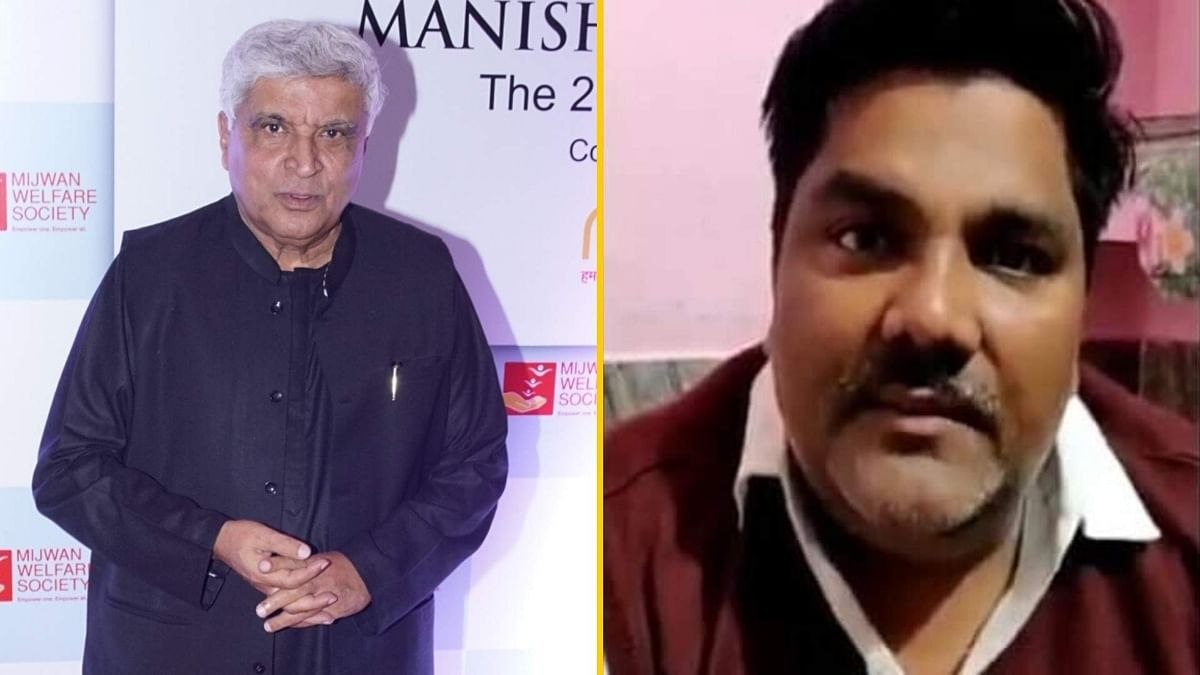 A complaint has been filed against Javed Akhtar over his remarks on former AAP Councillor Tahir Hussain.