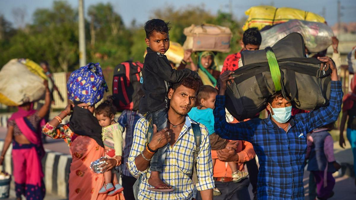 Haryana, C'garh Face Flak Over Stadium Jails for Lockdown Defiers