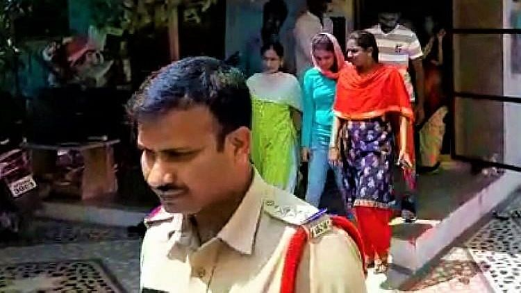 Maruthi Rao, the main accused in the murder of Amrutha's husband, Pranay, was found dead under suspicious circumstances in Hyderabad' on Sunday.