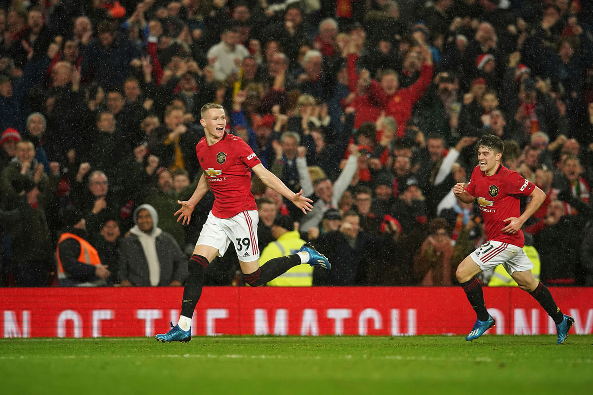 Man United Toasts First Derby Double Over City in a Decade