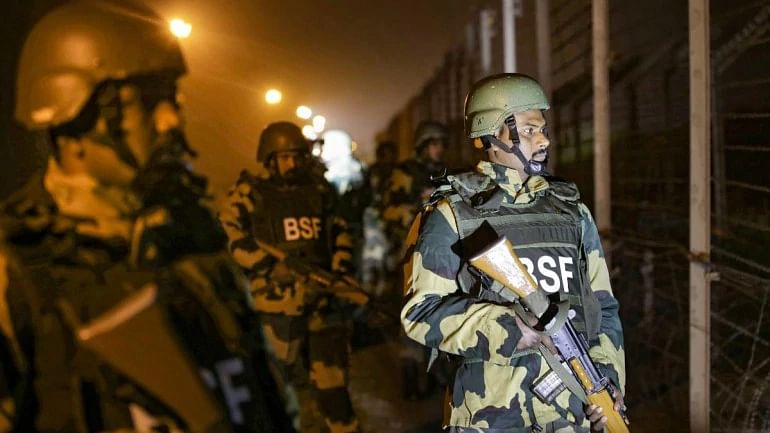 COVID-19 in Paramilitary Forces: BSF Officer, CISF Jawan Infected