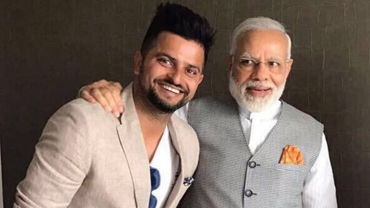 Prime Minister Narendra Modi has paid rich tribute to Suresh Raina, who announced his international  retirement.