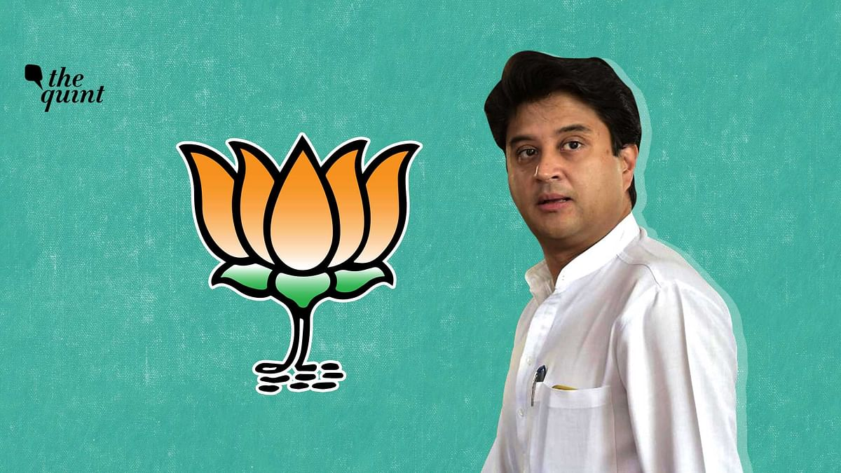 Jyotiraditya Scindia Should Have Formed New Party & Not Joined BJP