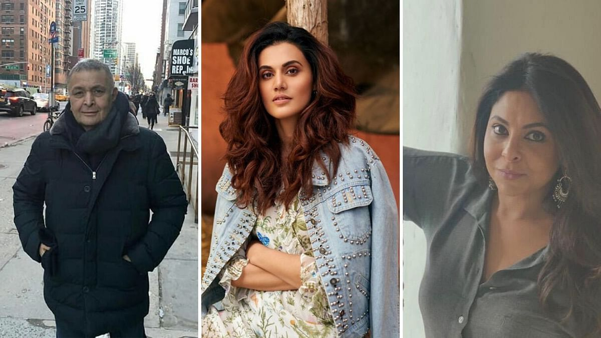 Bollywood celebs react to Nirbhaya convicts' hanging.