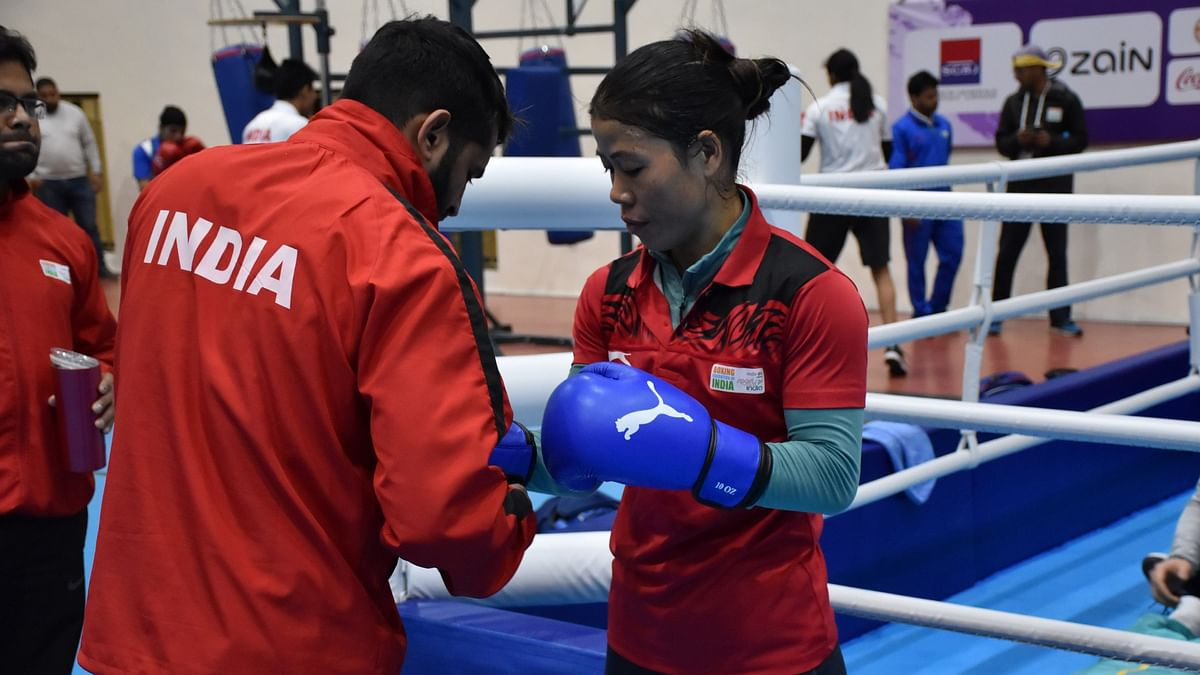 The Indian boxers were training in Italy, one of the worst-affected by the coronavirus pandemic, till 26 February.