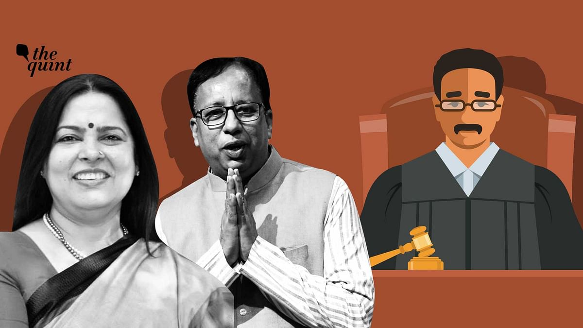 Legal experts weigh in on BJP MP Meenakshi Lekhi invoking IB report as an explanation for transfer of judges.