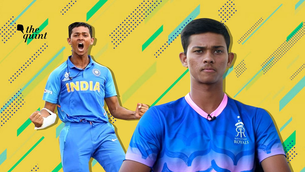 Star of the U-19 World Cup, Yashasvi Gears Up for IPL Challenge