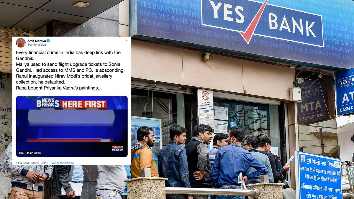 BJP Raises Priyanka's 'Link' to Yes Bank Founder, Cong Hits Back