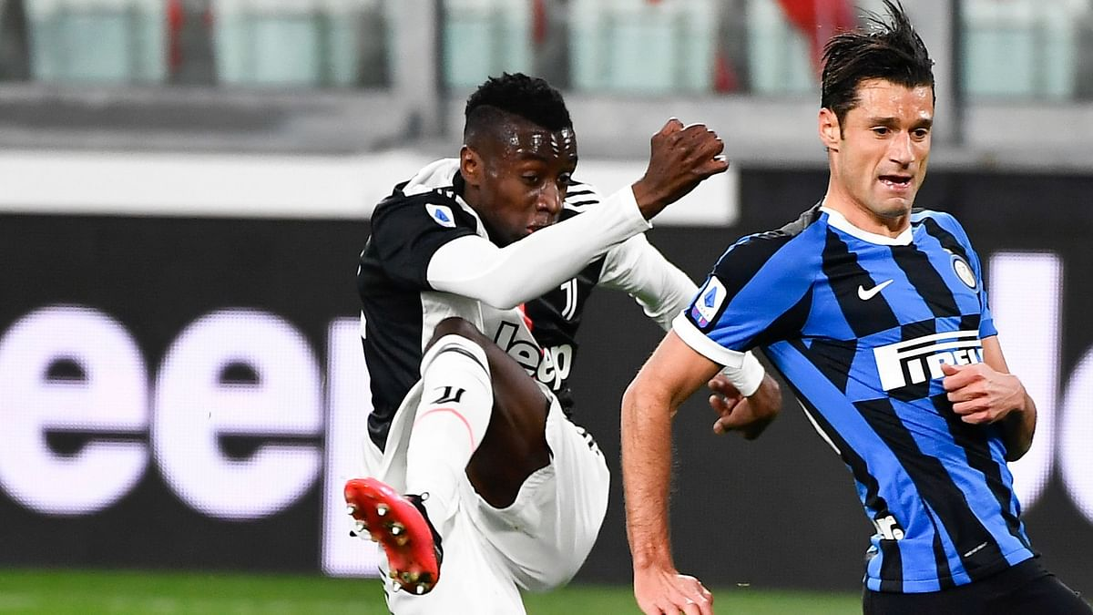 Juventus midfielder Blaise Matuidi has become the second player from the club to have been tested positive for Coronavirus.