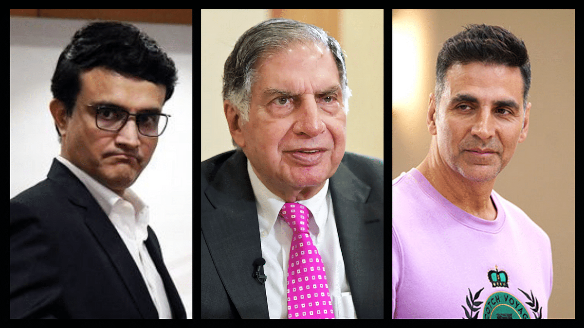 Big Contributions by Tatas, Akshay, BCCI for COVID-19 Relief Work